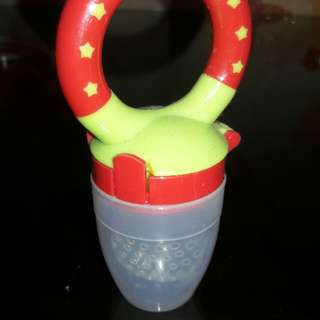 Clevamama Food/fruit Pacifier