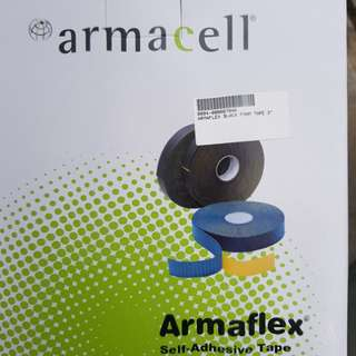 Armacell 2 inch insulation foam
