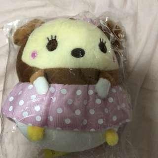 Tsum Tsum Minnie Mouse 毛公仔