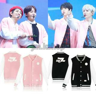 BTS 4TH MUSTER JACKET