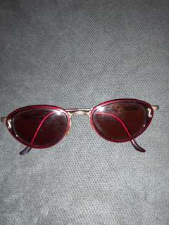 Martine Sitbon sunglasses