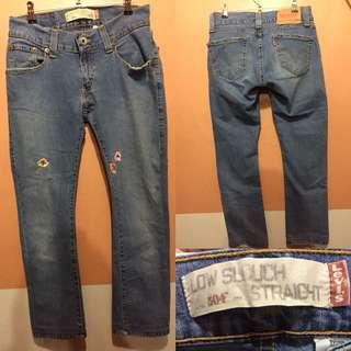 Levi's pants