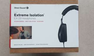 Direct Sound EX-29 Headphones