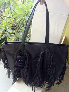 Bag leather aoft