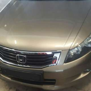 HONDA ACCORD 2.4(A) 2008 iVTEC
