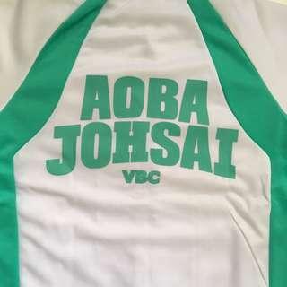 Haikyuu!! Aoba Johsai VBC Jacket