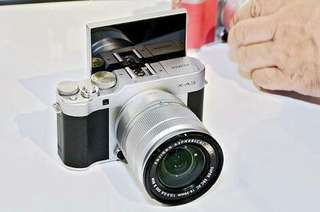 Fujifilm X-A3 Kit 16-50mm Kredit Mudah Cepat