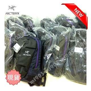 最平 Arcteryx Arro 22 Backpack Black/Sapphire 紫白別注 不死鳥戶外 Wtaps 背包 Y3 Mystery Ranch 書包 Visvim 行山背囊 旅行袋