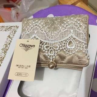日本Chikazawa mignon首飾袋