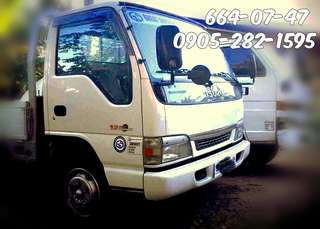 16 feet Truck Dropside for Rent
