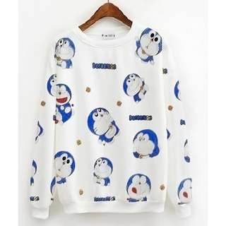 Sweater doraemon dk