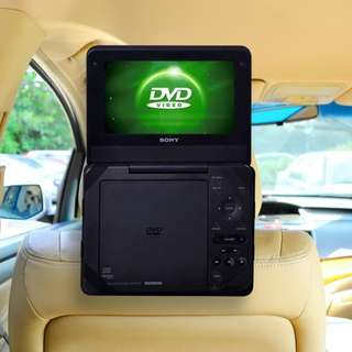 Brand NEW Car Headrest Mount Portable for DVD Player 9 Inch LCD HD Screen Car Travel Kids