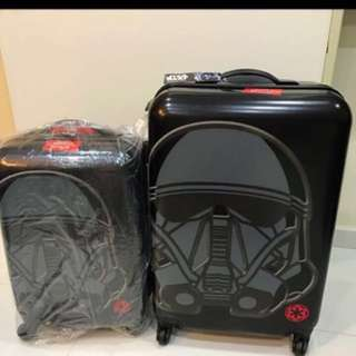 STAR WARS Rouge Death Trooper Travel Luggage