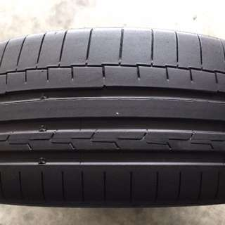 245/40/19 Continental SportContact 6 Tyres On Sale