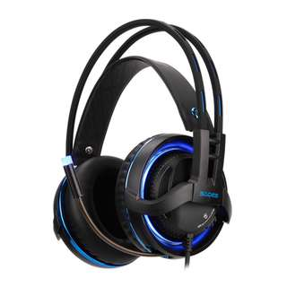 SADES Diablo Realtek Surround Gaming Headset Headphone with Mic