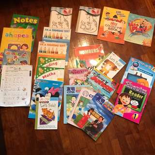 Colouring / coloring books / assessment / phonics / icr