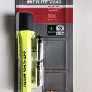 Mitylite 2340 Flashlight