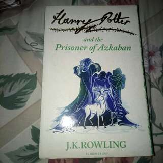Harry Potter and the Prisoner of Azkaban by J.K Rowling