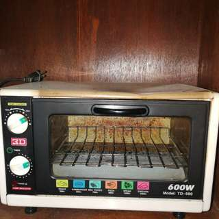 3D Oven Toaster 2nd Hand