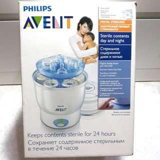 Philips Avent Digital Steam Sterilizer-Preloved