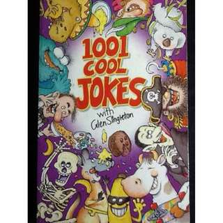 1001 COOL JOKES w/ GlenSingleton