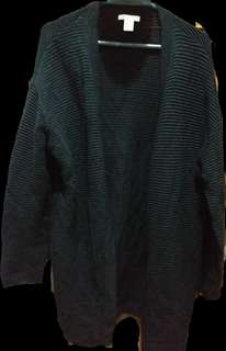 HnM long wool coat