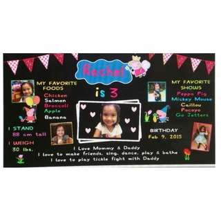 PVC Banner for Parties, Fairs, Events