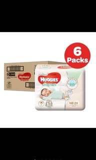 Huggies Platinum Diapers / Pants