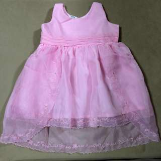 Little Blessings baby dress