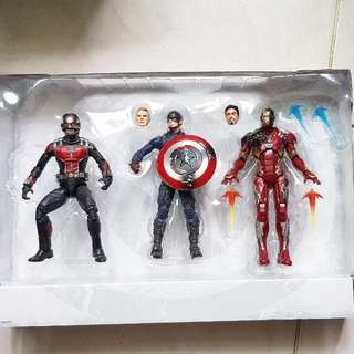 Marvel Legends civil war