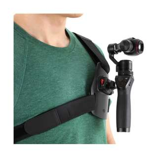 [SALE] DJI OSMO Chest Strap Mount @ altechcamera.com