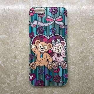 包郵 迪士尼 達菲熊 iPhone 6 /6s 手機殼