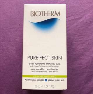 Biotherm Pure-Fect Skin Hydrating Gel