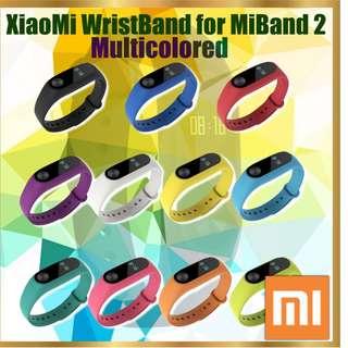 WRISTBAND FOR SMART WATCH XIAOMI MI BAND 2 SPORTS BRACELET