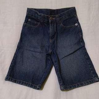 Kids Maong Shorts