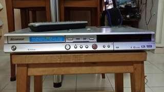 DVD Recorder 160GB HDD