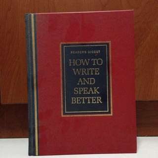 How to write and write better