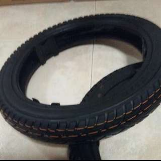 tubeless tyre  16x3.0 , 16x2.5