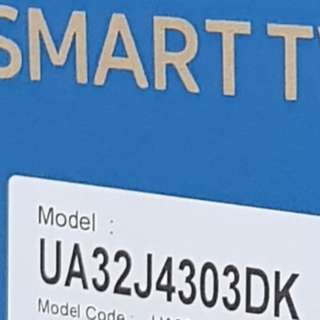 Brand NEW Samsung 32inch Smart TV