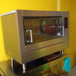 Chicken Oven Rotisserie