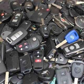 Jaguar Car keys and Other cars keys available