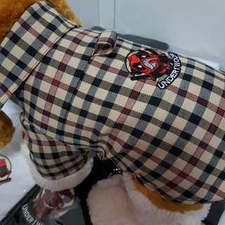 Checkered Shirt for pet dog cat