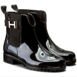 tommy hilfiger 水靴 rain boots