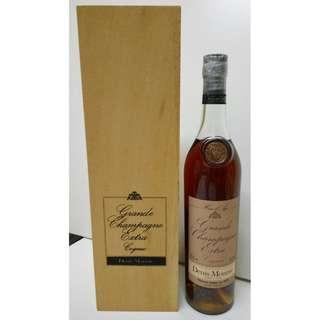Denis Mounie Grande Champagne Extra 1980s
