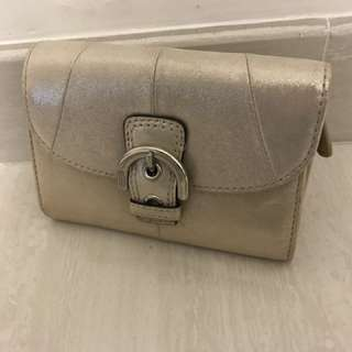 Coach Wallet - Metallic Color