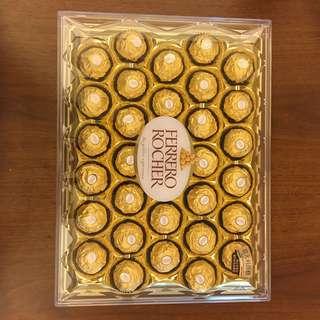 金莎朱古力 Ferrero Rocher