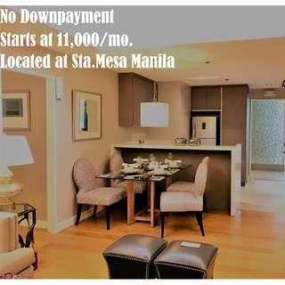 Affordable Condo in Sta. Mesa Manila