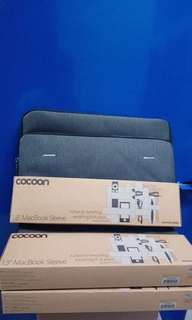 "COCOON Grid-IT 13"" MacBook Sleeve NEW 蘋果電腦套"