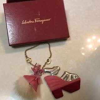 Ferragamo keychain / bracelet 掛飾/匙扣/手鏈480