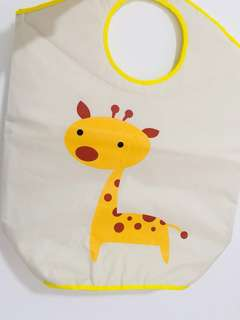 Giraffe Laundry Bag / Toy Storage